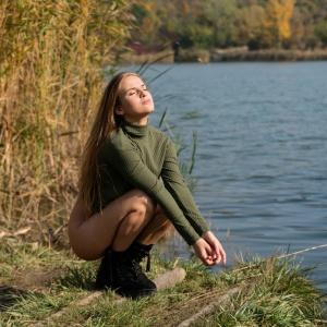 Modellfotó Magazin - Októberi nyár